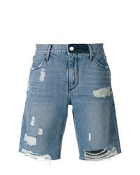 Pantalones cortos vaqueros azules de RtA