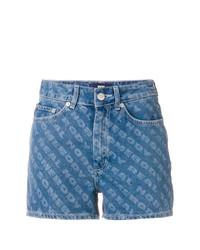Pantalones cortos vaqueros azules de Wood Wood