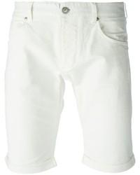 Pantalones Cortos Vaqueros Blancos de Armani Jeans