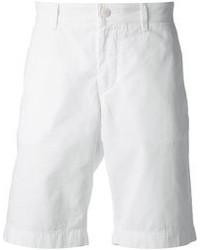 Pantalones Cortos Vaqueros Blancos de Fay