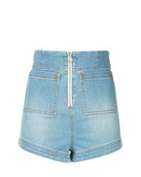 Pantalones cortos vaqueros celestes de Alice McCall