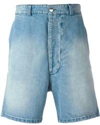 Pantalones cortos vaqueros celestes de Ami