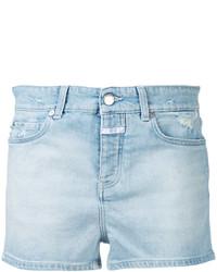 Pantalones cortos vaqueros celestes de Closed