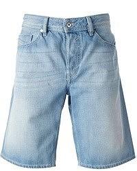 Pantalones cortos vaqueros celestes de Diesel