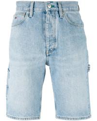 Pantalones cortos vaqueros celestes de Tommy Jeans