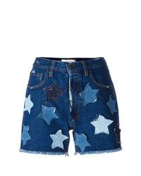 Pantalones cortos vaqueros de estrellas azules de Faith Connexion