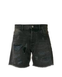 Pantalones cortos vaqueros negros de Faith Connexion