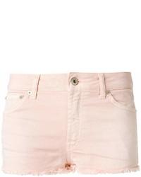 Pantalones Cortos Vaqueros Rosados de Dondup