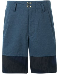 Pantalones Cortos Verde Azulado de Kolor