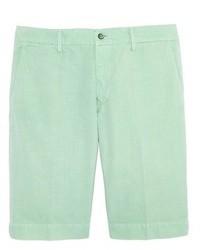 Pantalones Cortos Verde Menta