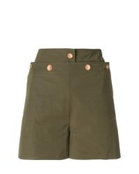 Pantalones cortos verde oliva de See by Chloe