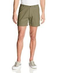 Pantalones cortos verde oliva de Vintage 1946