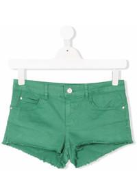 Pantalones cortos verdes