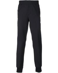 Pantalones de lana azul marino de Paul Smith
