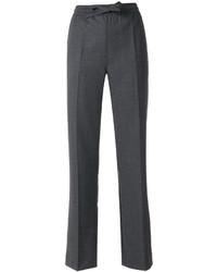 Pantalones de lana en gris oscuro de P.A.R.O.S.H.