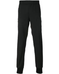 Pantalones de lana negros de Paul Smith