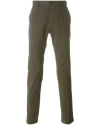 Pantalones Gris Oscuro de Paul Smith