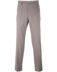 Pantalones Grises de Ermenegildo Zegna