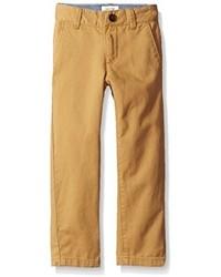 Pantalones marrón claro de Gymboree