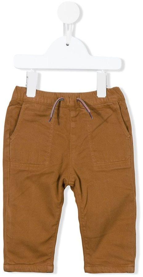 Pantalones marrón claro de Paul Smith