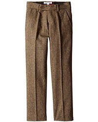 Pantalones marrónes de Isaac Mizrahi