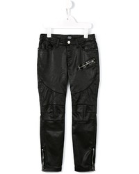 Pantalones negros de Armani Junior