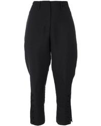 Pantalones negros de Fendi