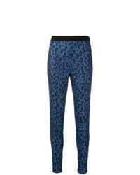 Pantalones pitillo azul marino de Ermanno Scervino