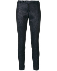 Pantalones pitillo azul marino de Faith Connexion