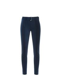Pantalones pitillo azul marino de Gloria Coelho