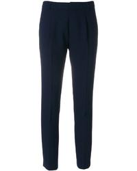 Pantalones pitillo azul marino de Steffen Schraut