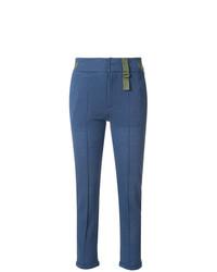 Pantalones pitillo azules de Mr & Mrs Italy