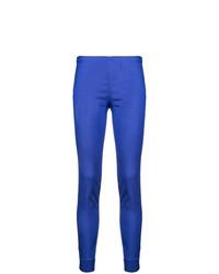 Pantalones pitillo azules de P.A.R.O.S.H.