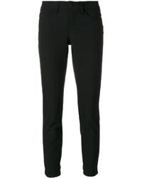 Pantalones pitillo de lentejuelas negros de Cambio
