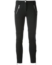 Pantalones pitillo en gris oscuro de MICHAEL Michael Kors