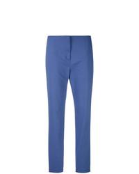 Pantalones pitillo en violeta de Les Copains