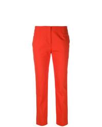 Pantalones pitillo naranjas de Les Copains