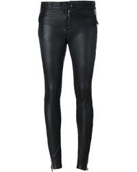 Pantalones pitillo negros de Barbara I Gongini