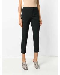 Pantalones pitillo negros de Chloé