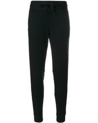 Pantalones pitillo negros de DKNY