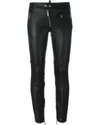Pantalones Pitillo Negros de Dsquared2