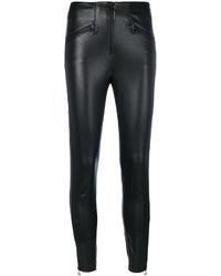 Pantalones pitillo negros de Ermanno Scervino