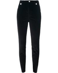 Pantalones pitillo negros de Isabel Marant