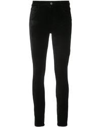 Pantalones pitillo negros de Paige