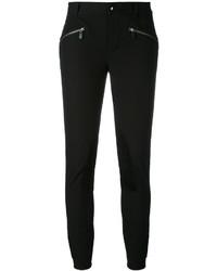 Pantalones pitillo negros de Ralph Lauren