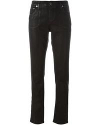 Pantalones pitillo negros de Roberto Cavalli