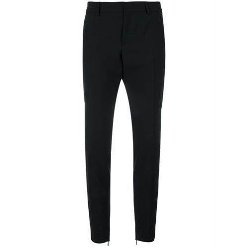 Pantalones pitillo negros de Saint Laurent