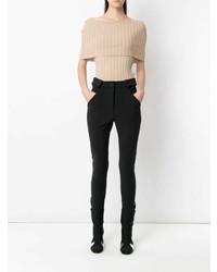 Pantalones pitillo negros de Gloria Coelho