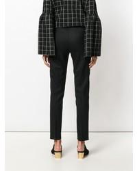 Pantalones pitillo negros de P.A.R.O.S.H.