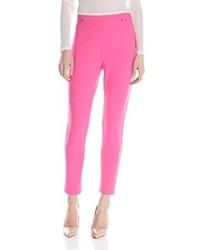 Pantalones pitillo rosa de Caribbean Joe